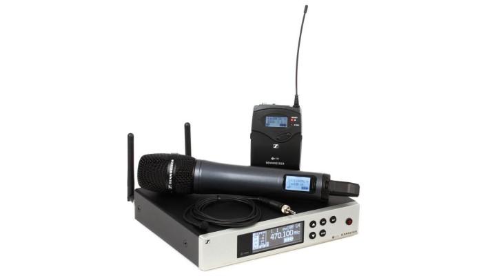 Sennheiser Microphone sans fil combo